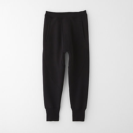 WELD DROP CROTCH SWEATPANT
