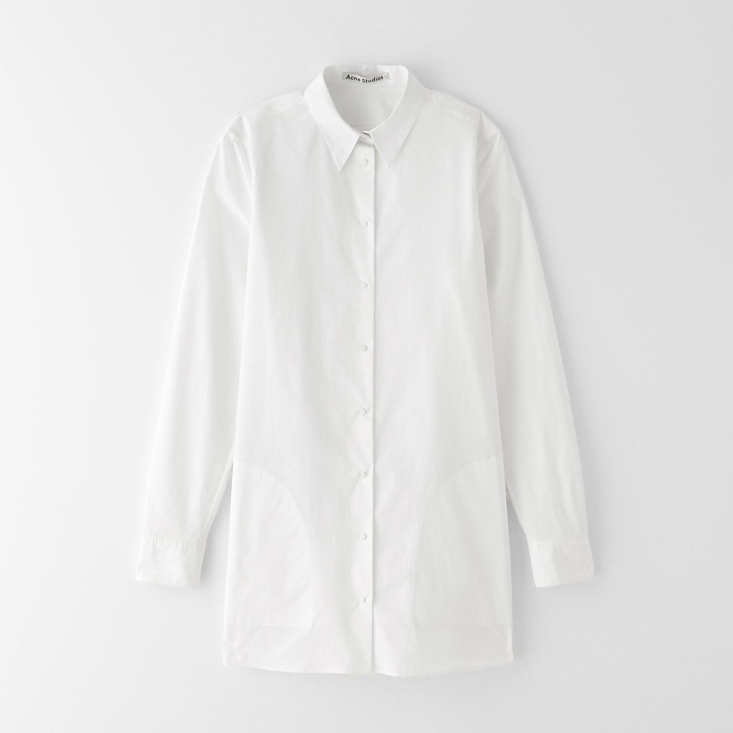 LYRIC STRETCH POPLIN SHIRT