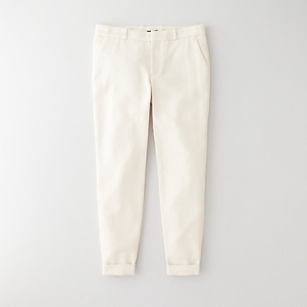 CUFFED BASIC TROUSER