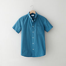 SHORT SLEEVED SINGLE NEEDLE SHIRT