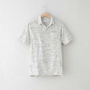 KENNETH REVERSE PLACKET POLO