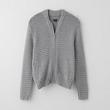 ALBERT ZIP UP CARDIGAN
