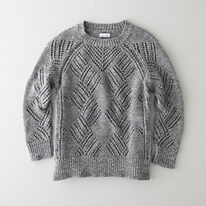 WILLA CREW NECK SWEATER