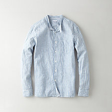 AMOS BAND COLLAR SHIRT
