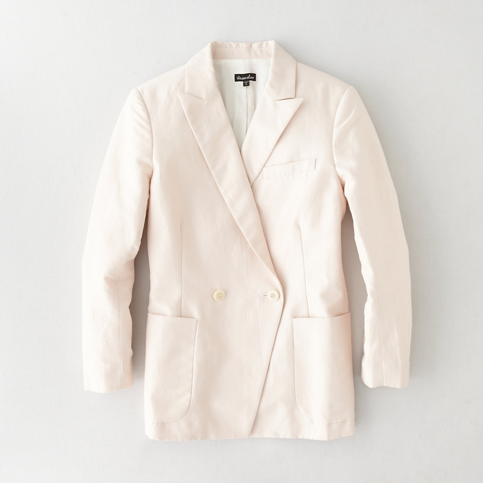 TWO BUTTON ELINORE JACKET