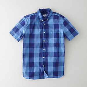 SHORT SLEEVE SINGLE NEEDLE SHIRT