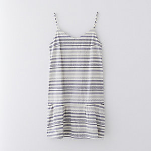 DROP WAIST CAMI DRESS