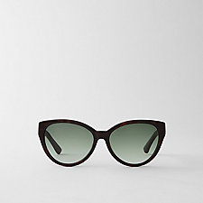 DARK TORTOISE AGNES SUNGLASSES