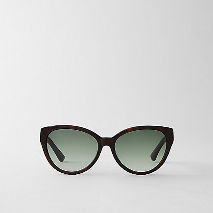 AGNES SUNGLASSES - DARK TORTOISE