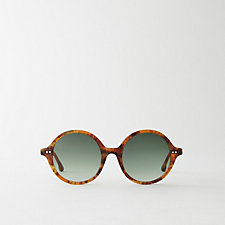 BEATRICE SUNGLASSES - BROWN HEATHER