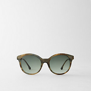 DIXIE SUNGLASSES - GREEN HEATHER
