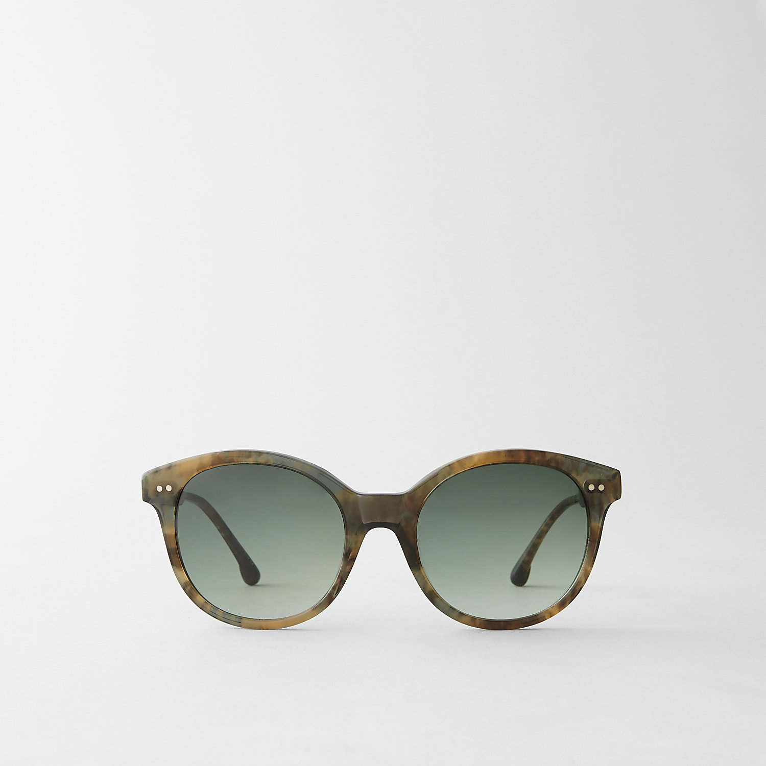 GREEN HEATHER DIXIE SUNGLASSES