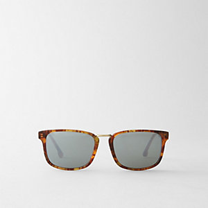 OLIVER SUNGLASSES - BROWN