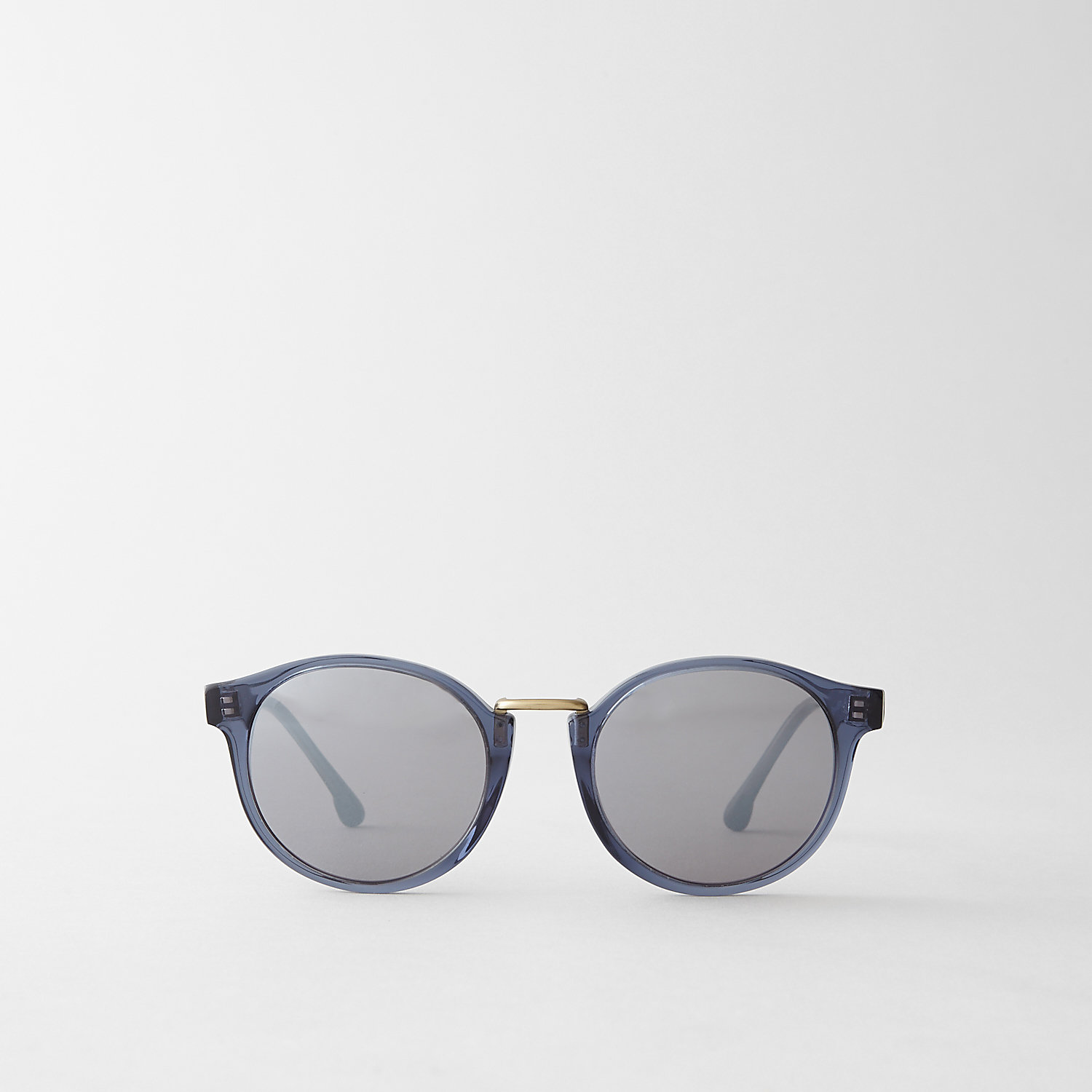 NAVY WENDELL SUNGLASSES