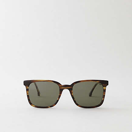 PRESLEY SUNGLASSES - BROWN