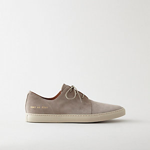 REC SHOE IN SUEDE