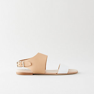 LOTTIE TWO TONE SANDAL
