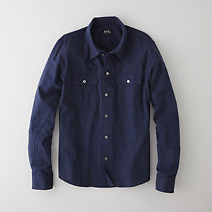 MASON FLANNEL SHIRT