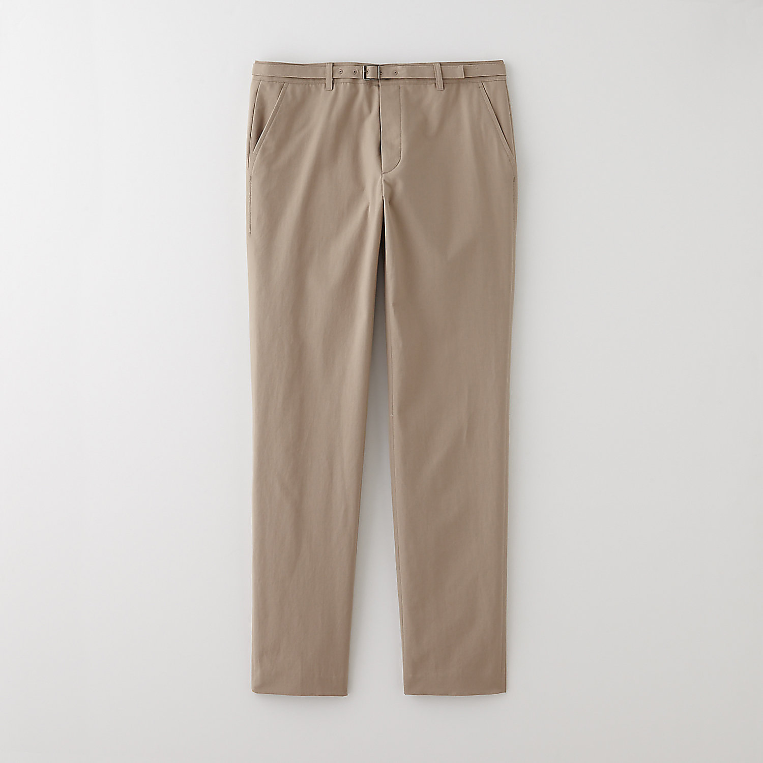 BELTED ENGLISH PANTS