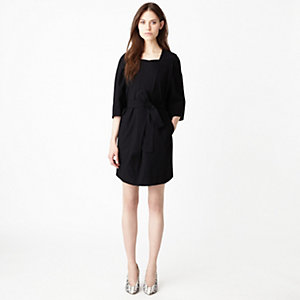 IKARA SQUARE NECK DRESS
