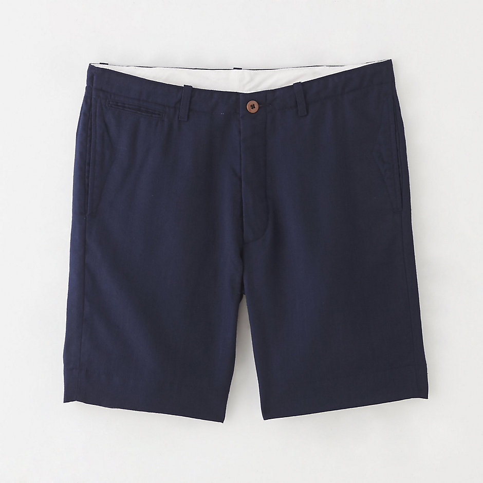 5 POCKET LINEN SHORTS