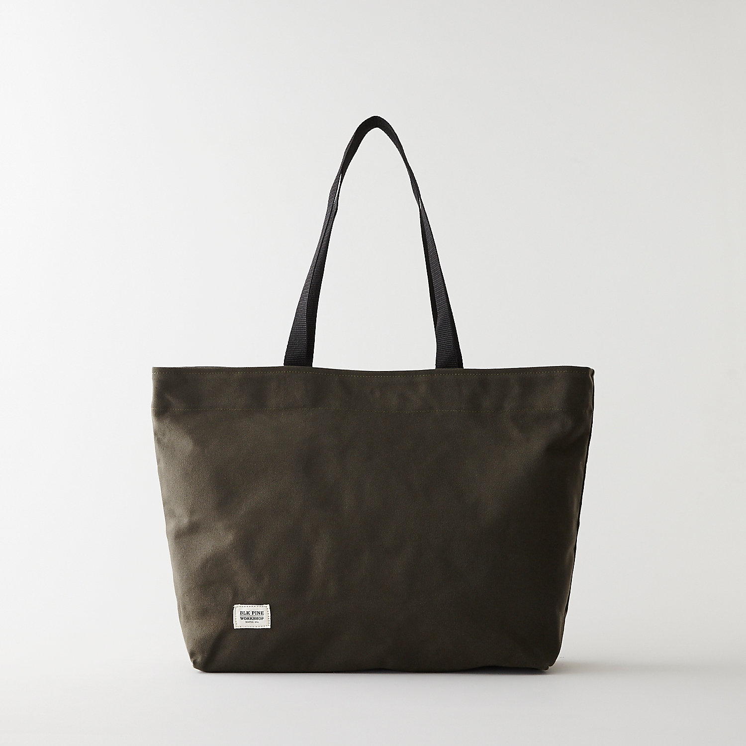 SIMPLE CANVAS TOTE