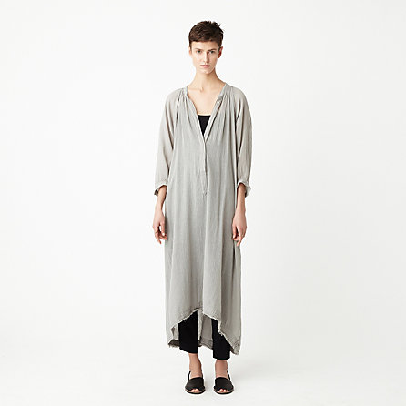 QUARTER SLEEVE DRESS