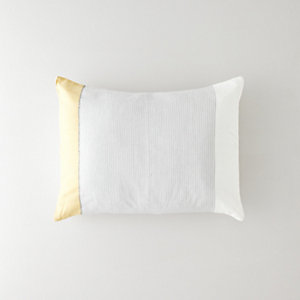 STRIPE STANDARD SHAM - GOLDEN GATE