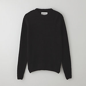 PLAIN ROUND NECK SWEATER