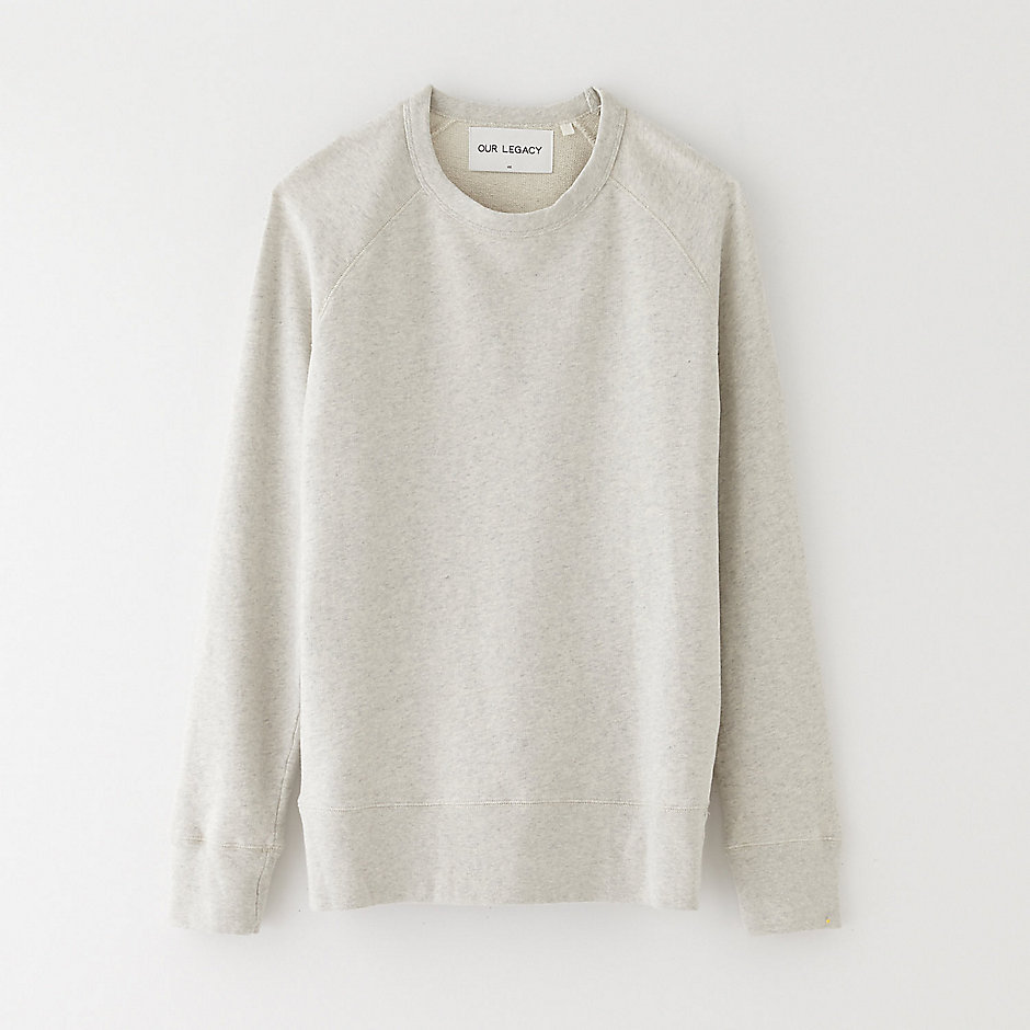50S GREAT SWEAT WHITE
