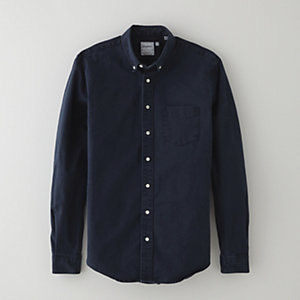 LEISURE OVERDYED SHIRT