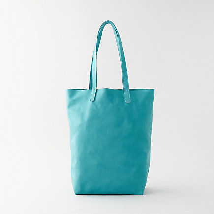 BASIC LEATHER TOTE