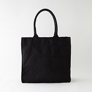 BEACH BAG WASHED CANVAS