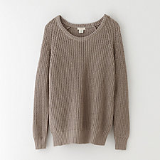 PATTI COTTON SWEATER