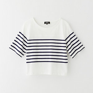SHORT BASEBALL T-SHIRT