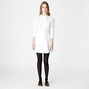 DEE POPLIN SHIRT DRESS