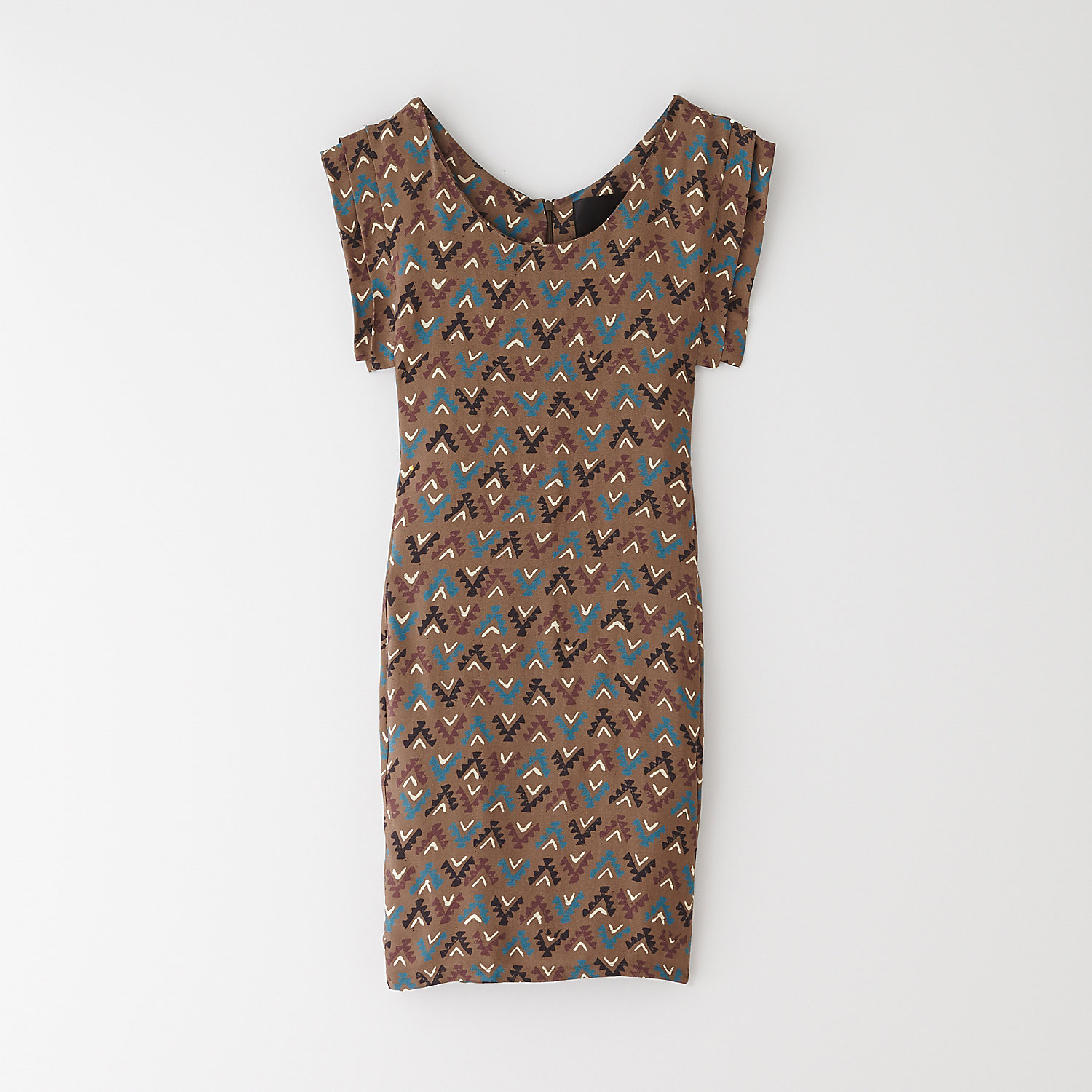 ST TROPEZ OVERLAP DRESS