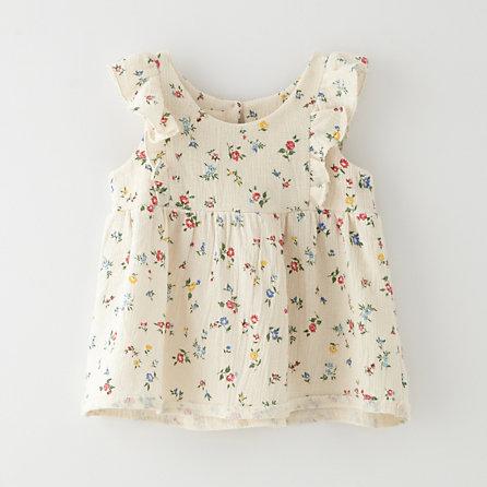 Sale alerts for BOY+GIRL jules flutter tunic - Covvet