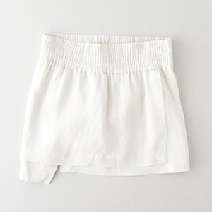 ILON LINEN MIX SKIRT