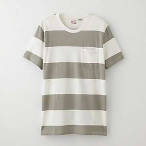 INVITATIONAL STRIPE TEE