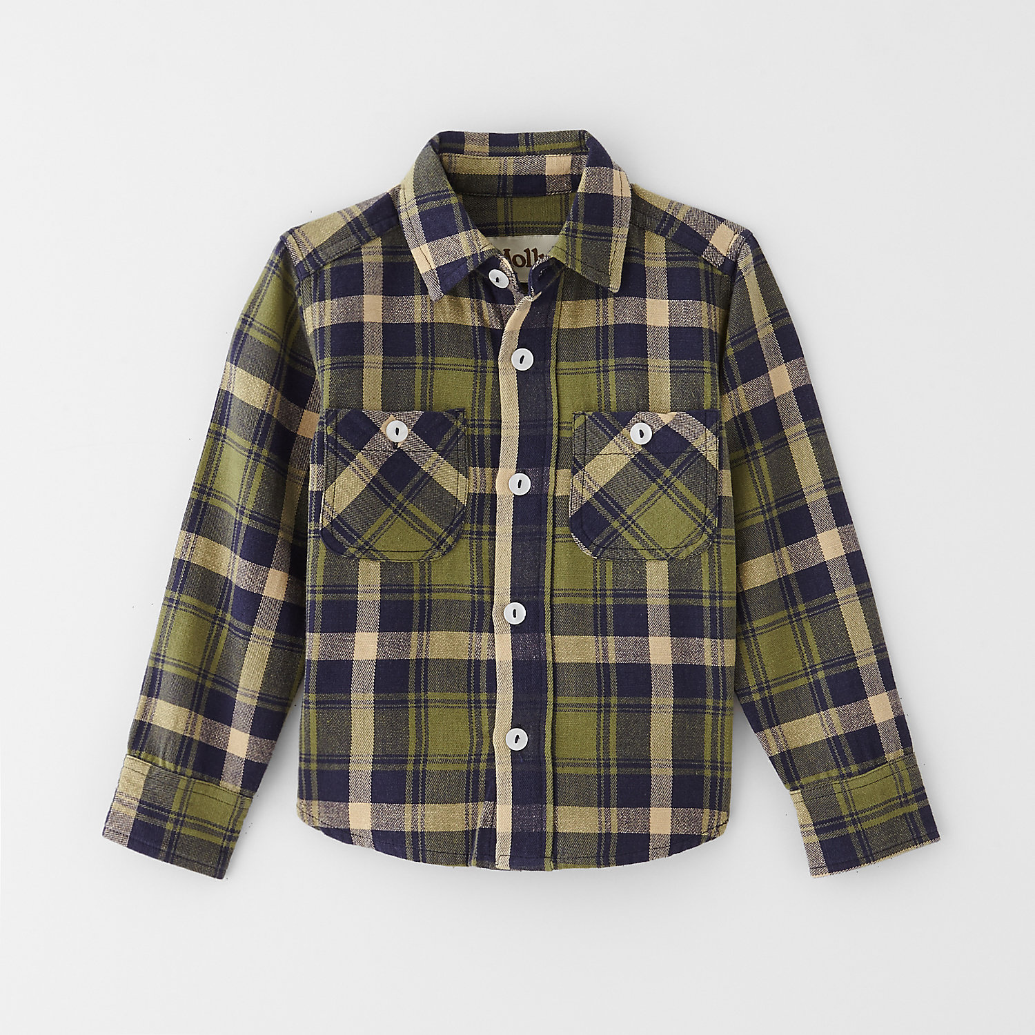 KIDS VINTAGE FLANNEL