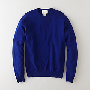 LUIS ELBOW PATCH SWEATER