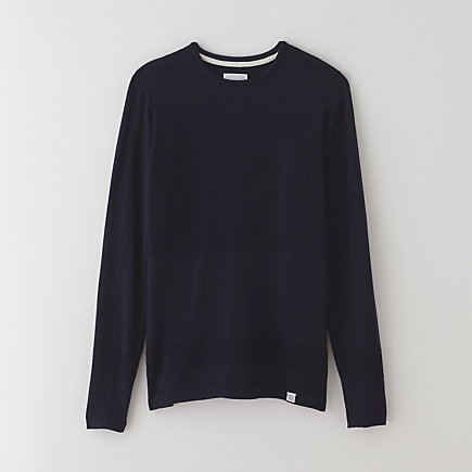 BUBBLE CREW NECK SWEATER