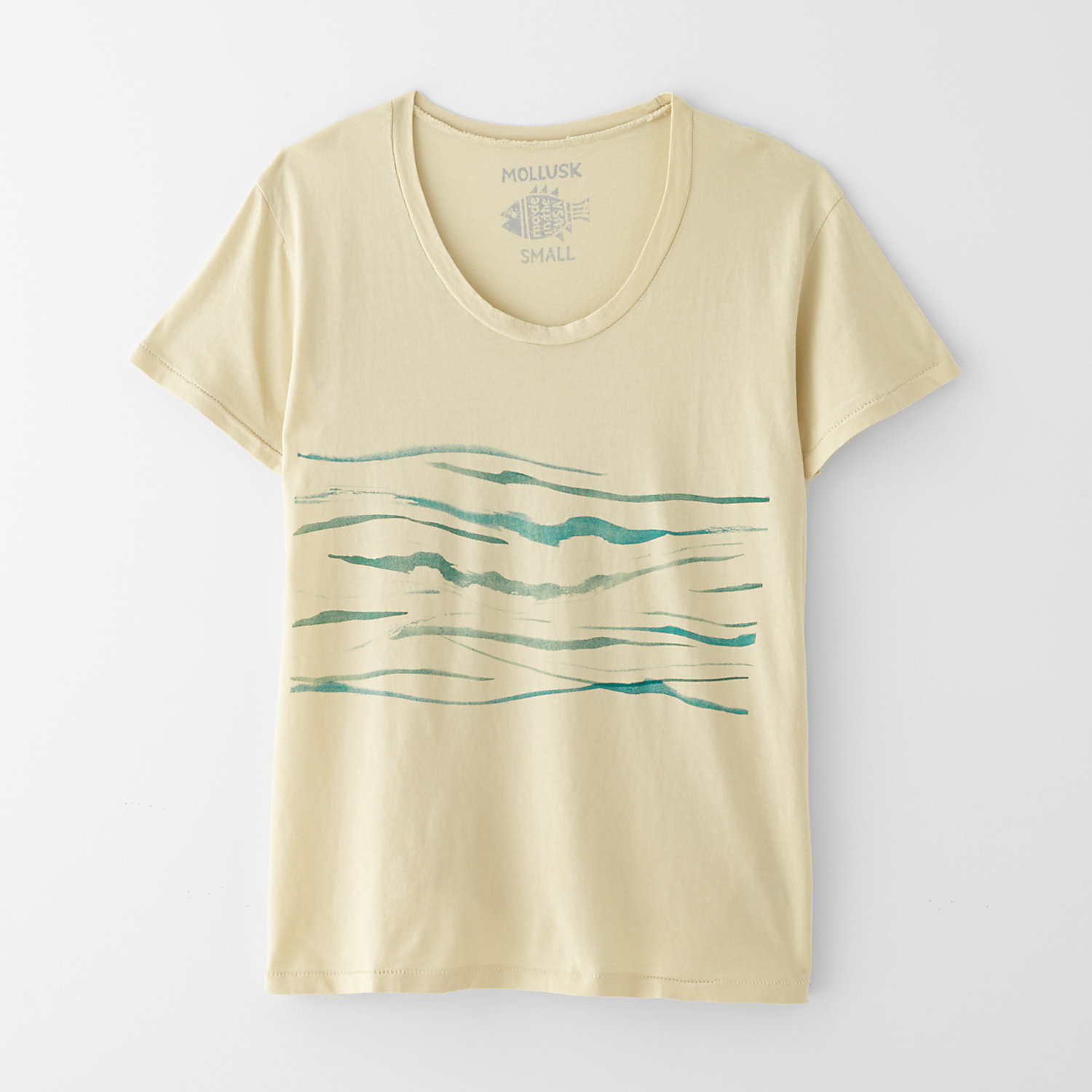 LITTLE WAVES TEE