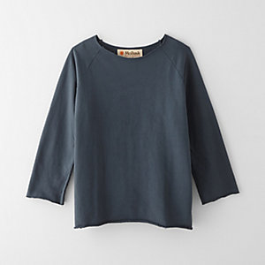 CROPPED RAGLAN SWEATSHIRT