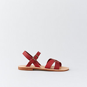 PAC LEATHER SANDAL