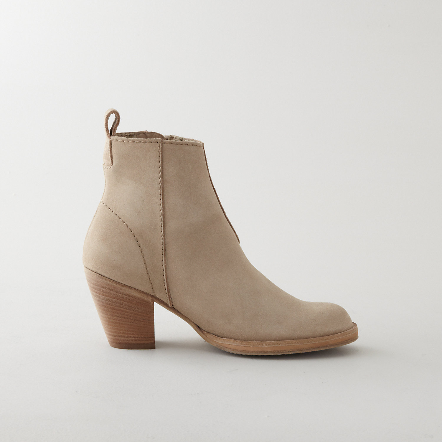 PISTOL SUEDE SHORT BOOT