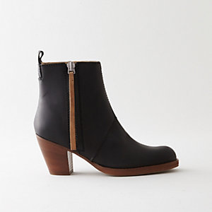 PISTOL SHORT BOOT CONTRAST