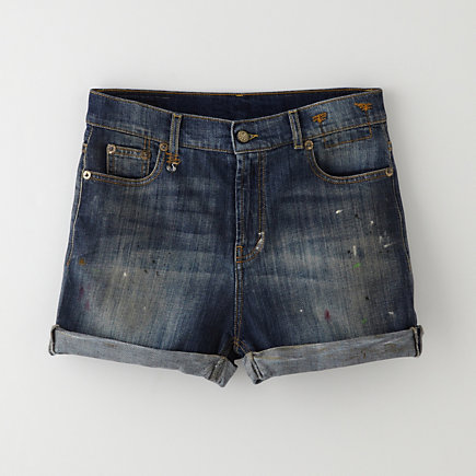 SLOUCH CUT OFF SHORTS