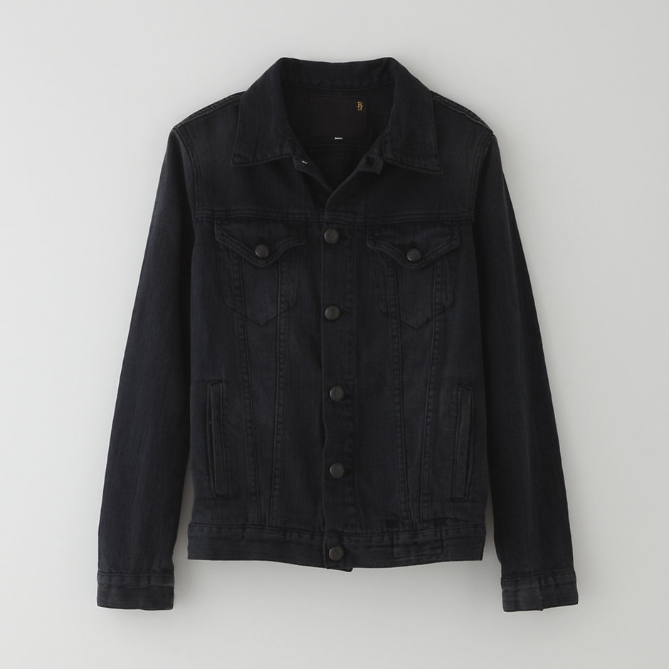 TAILORED TRUCKER JACKET